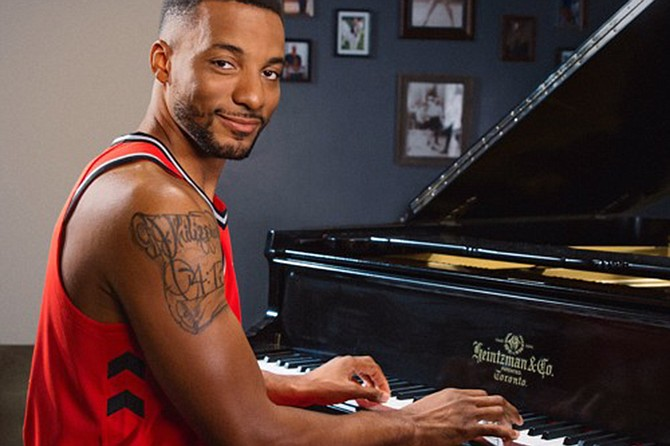 Lincoln High along Norman Powell probably ought to stick to basketball.