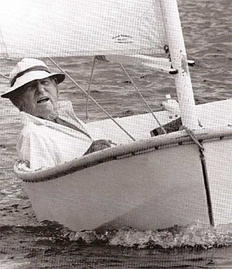 Joe Jessop, the kid who fueled naval aviation, still sailing at 90-something.