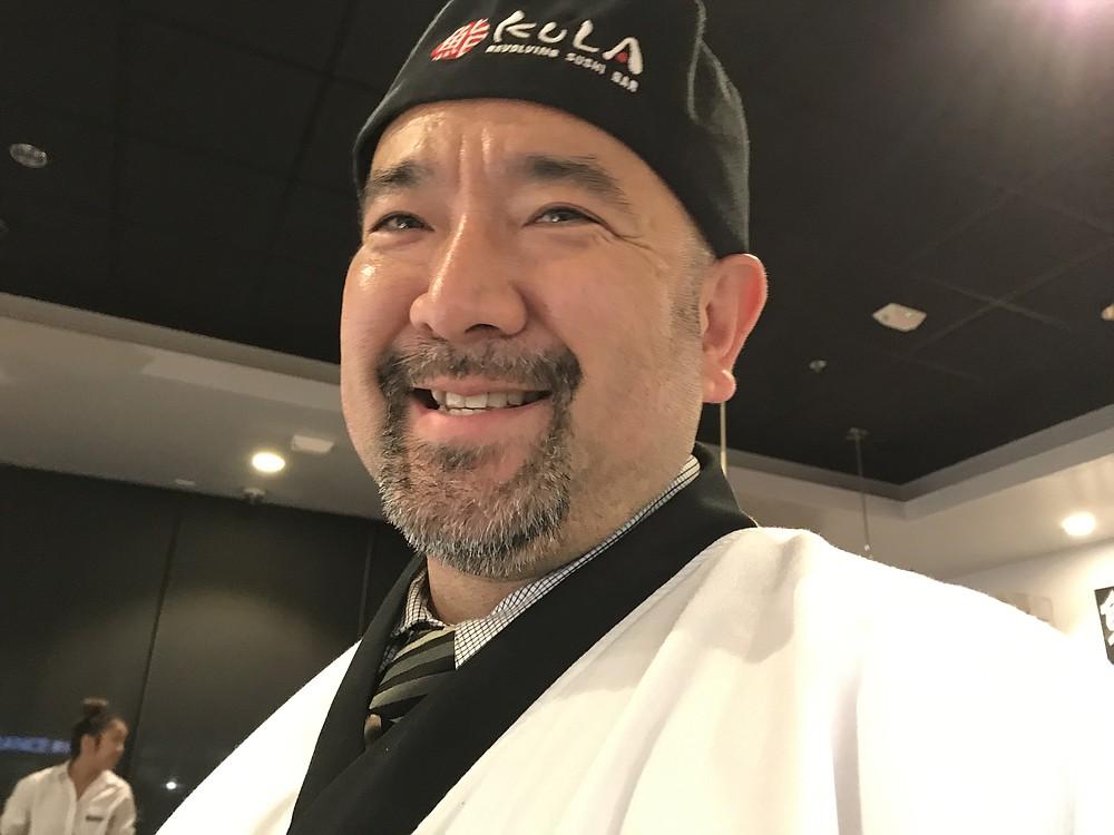 Susumu Kamimura, store manager