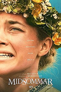 Midsommar poster. It is only right to provide an appropriate buffer warning.