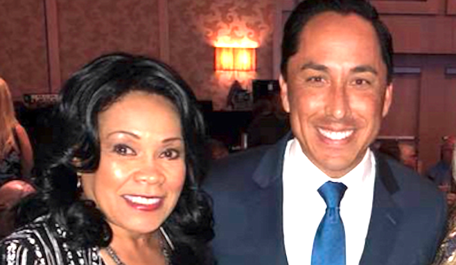 Myrtle Cole's lavish post-election victory fundraiser featured Todd Gloria.