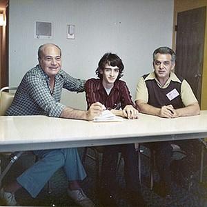 Carmine Infantino-Barry Alfonso-Jack Kirby-1973