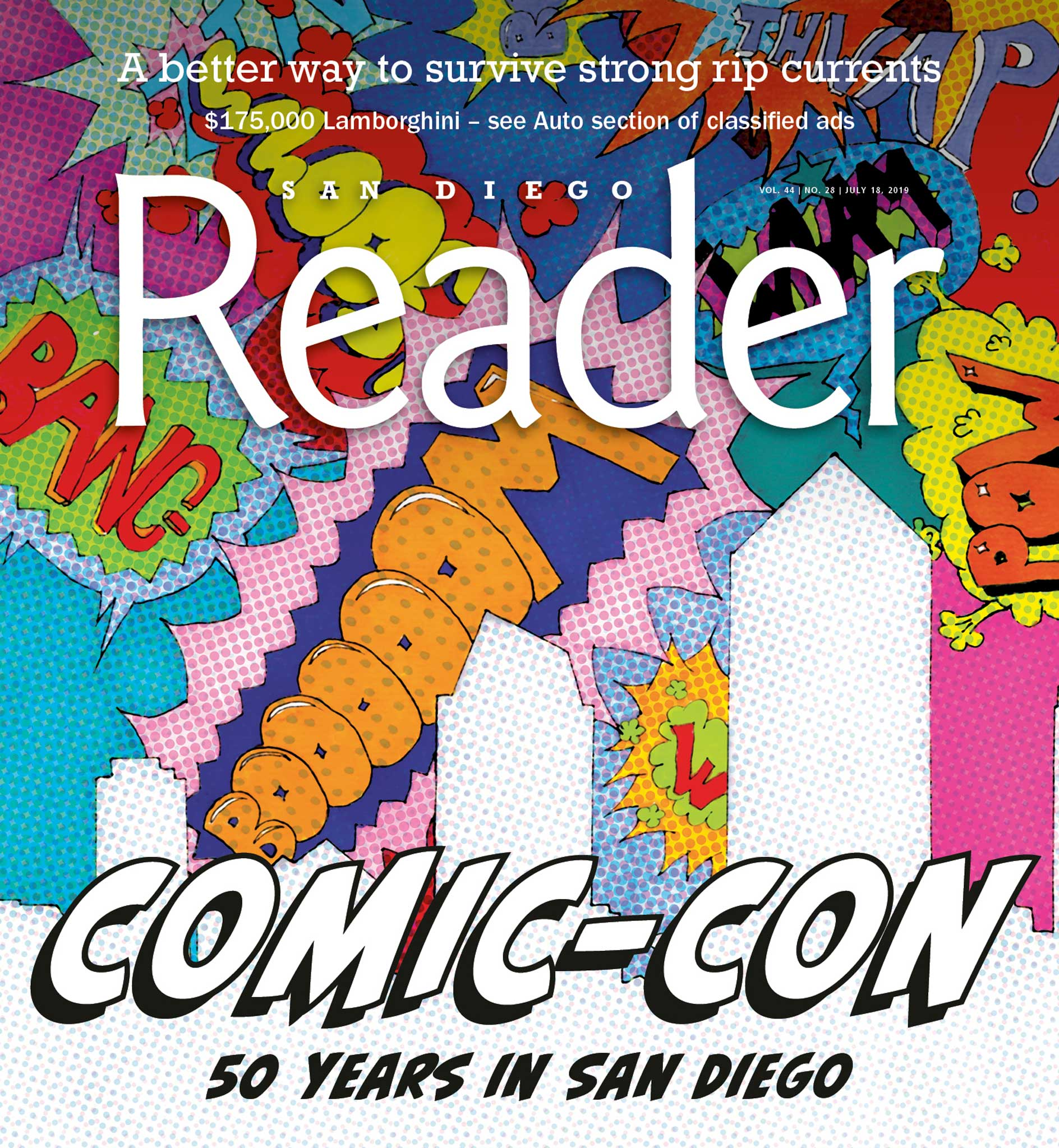 7 Muses Comics comic-con – 50 years in san diego | san diego reader