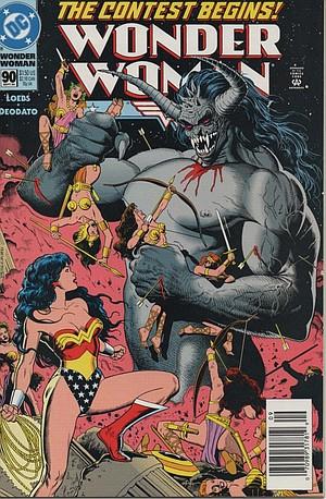 Wonder Woman Volume 2 #90
