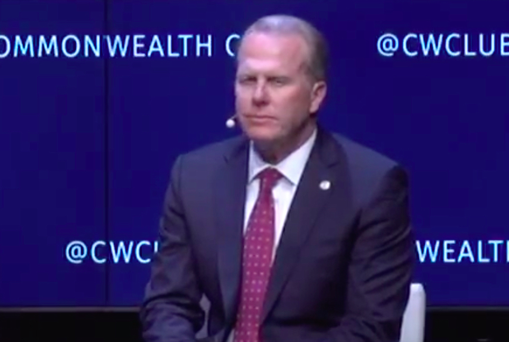 "Faulconer at Commonwealth Club: ""We have a lot of work to do as a party."""
