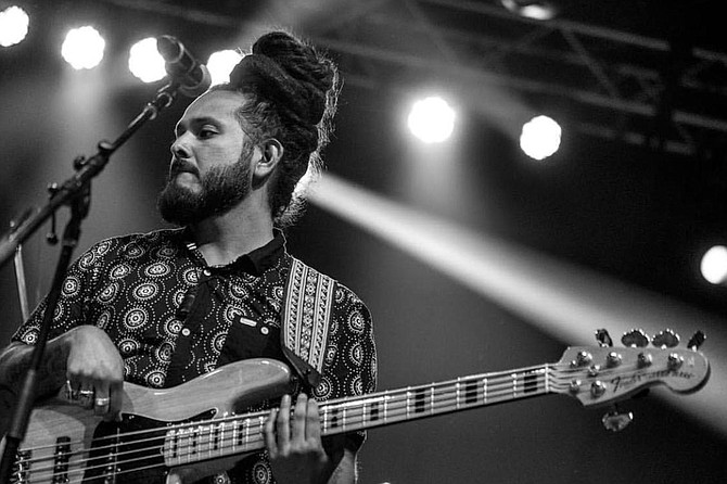 Omar Lopez went from the Imperial Valley to playing with reggae royalty.