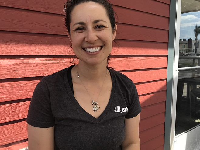 Bethany Case: schoolteacher-turned-restaurateur