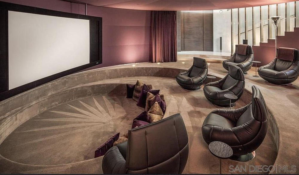 Why even have a home theater if it isn't multi-tiered?