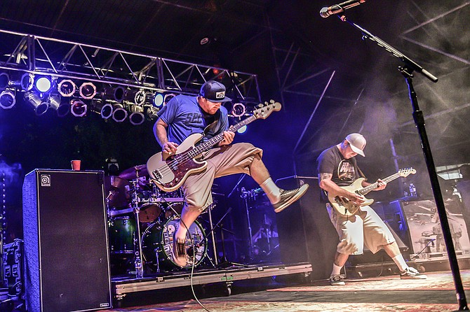 Slightly Stoopid will play the Wonderfont festival in November.
