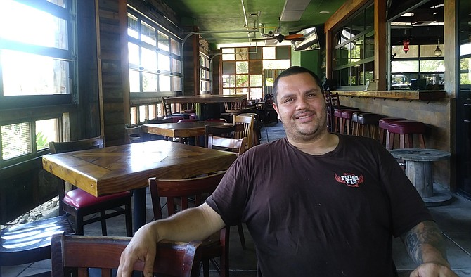"""Mario Duron at Flying Pig: """"Pot is absolutely a gateway drug."""""""