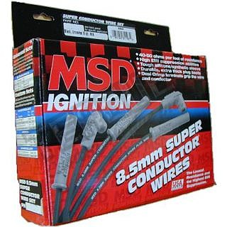Shop the MSD 8.5 mm Super Conductor Spark Plug Wire Sets that set the bar for maximum performance in a compact and clean wire package. Shop all the boat parts online at Teague Custom Marine as we have everything except water. https://teaguecustommarine.com/em0011/spark-plug-wires.html