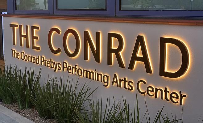"The Conrad. I prefer a  ""wet acoustic."""