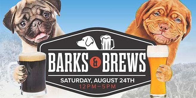 Barks & Brews Fest