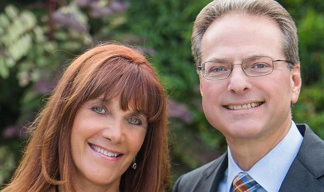 Henry and Susan Samueli