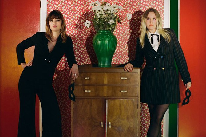 Sisters Jennifer and Jessie Clavin wrote their latest album Don't You Think You've Have Enough while completely sober.
