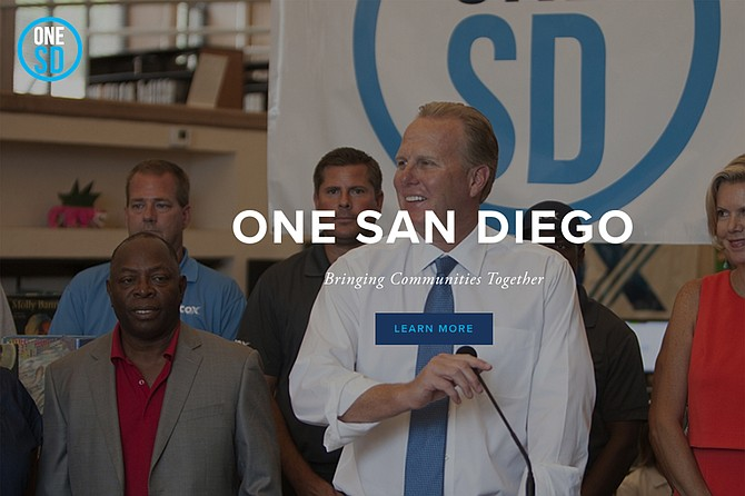 Kevin Faulconer was slapped with a $4000 fine over his failure to disclose a $10,000 behest to his One San Diego charity fund