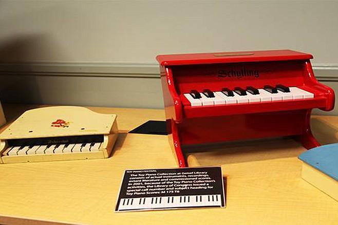 Toy Piano Festival