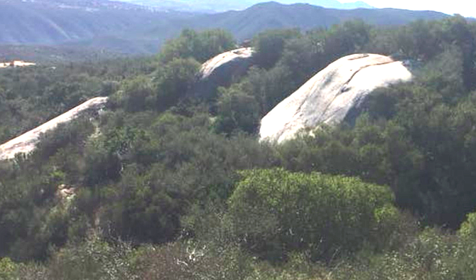 Orosco Ridge