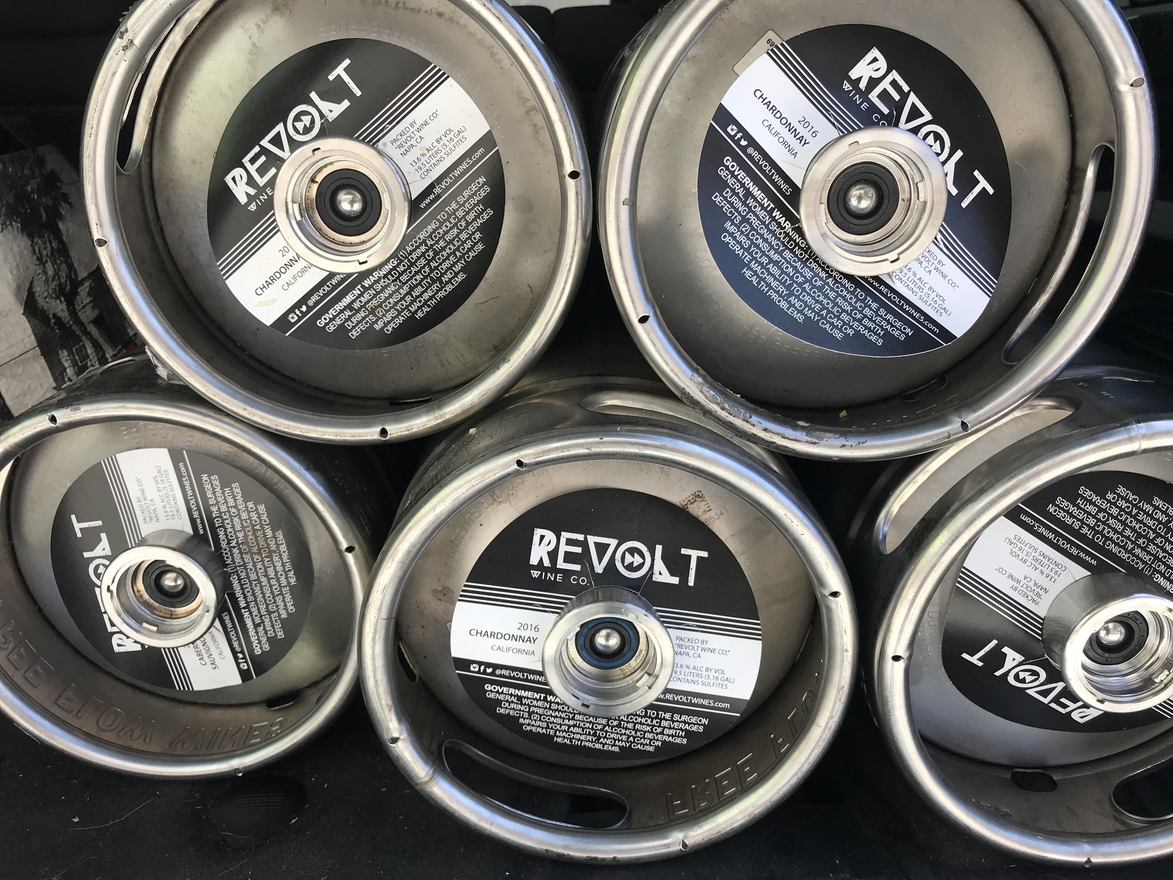 Revolt Wine Co. targets a different kind of wine drinker