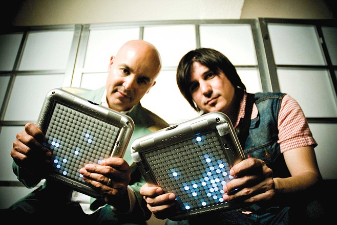 Bostich & Fussible at Quartyard September 14