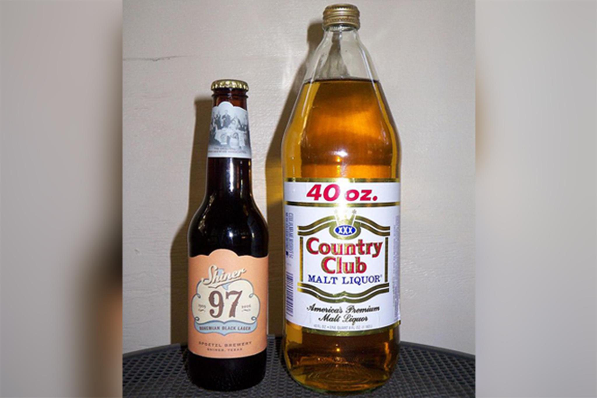 Discover the affordable glory of malt liquor