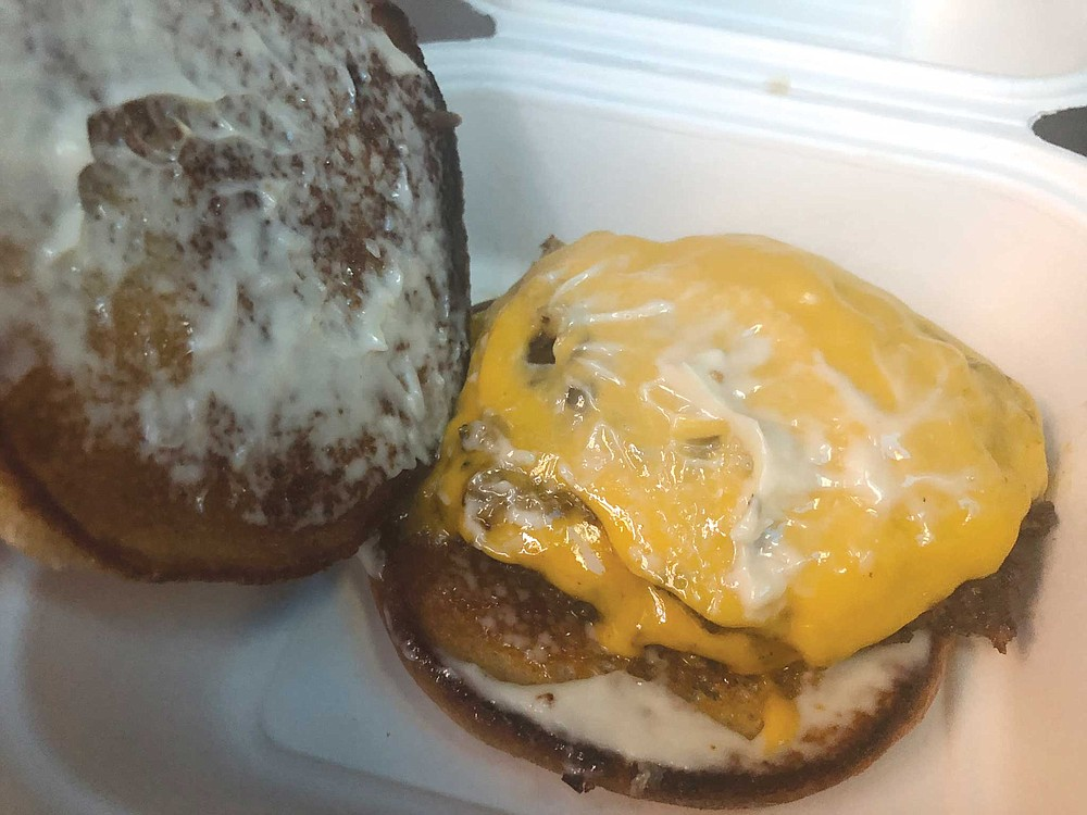 The Friendly's Dirty Flat Top should not work. Yet somehow, the relatively non-descript ingredients meld together and are so delicious that it has developed a sort of cult following among industry folks and regular old burger lovers alike.