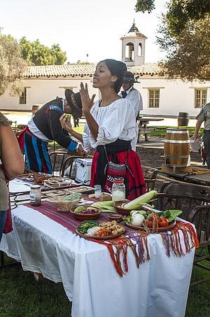 Fiestas Patrias Celebration