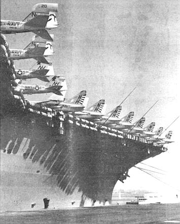 The birds are an aircraft carrier's raison d'etre.