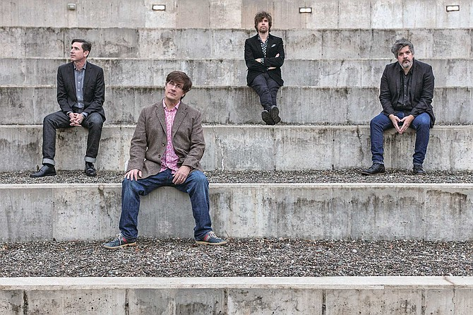 The Mountain Goats muse on aging wizards and possibly the jeans-and-sport-coat look.