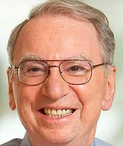 Irwin Jacobs came up with a total of $2.5 million for Women Vote!