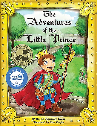 The Little Prince sets off on what seems to him to be a very long adventure. Teeny Wings Check now! https://www.teenywings.com/childrens-books