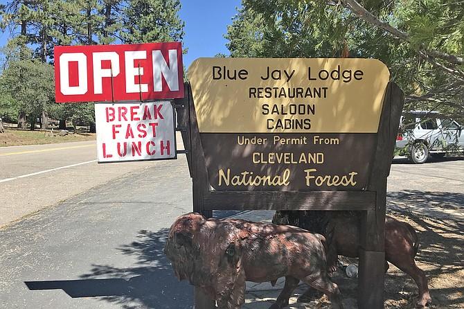 National Forest land, so National Forest sign