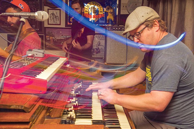 "According to Tim Felten, ""It's probably been decades since San Diego had a club with a house-organ, where it was just set up, ready to play until now."""