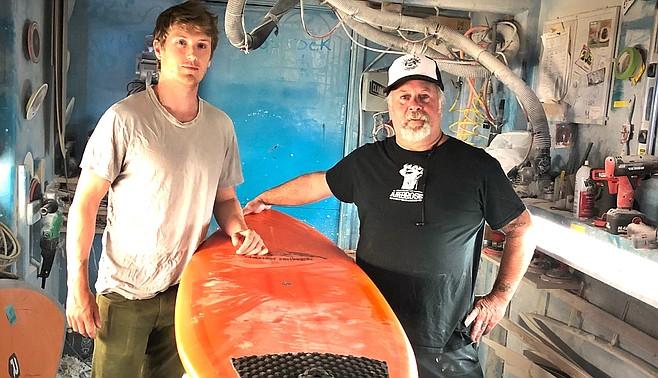 Animal Kingdom's Adrian (Spencer Treat Clark) with Oceanside's Shawn Ambrose