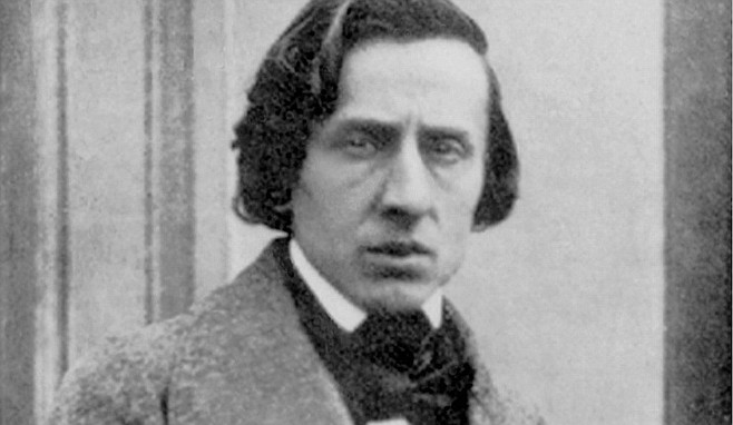 Since Chopin has no significant compositions outside the piano, I've neglected him.