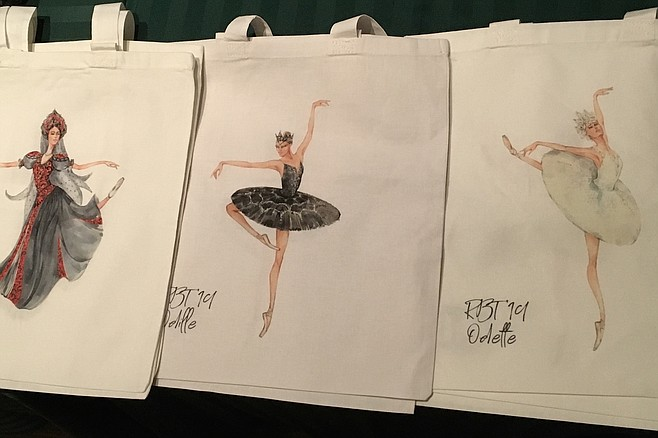 Beauty may save the world, but if you buy a tote bag, you can help pay for it.