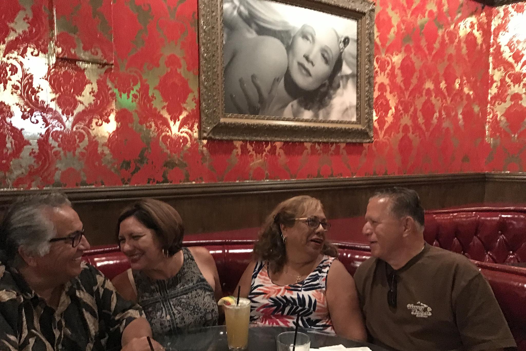 Cafe La Maze: star stopover for Clark Gable, Marlene Dietrich, Errol Flynn