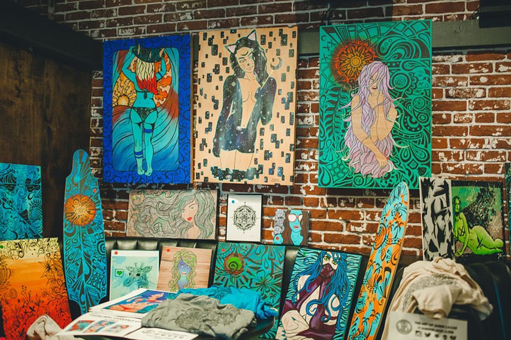 Hillcrest Art Stumble