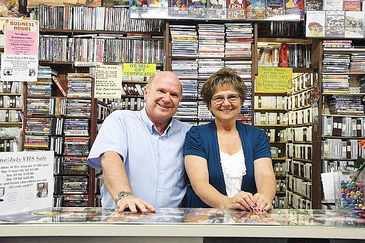 Brother/sister team Guy and Pam continue to keep Kensington Video all in the family.