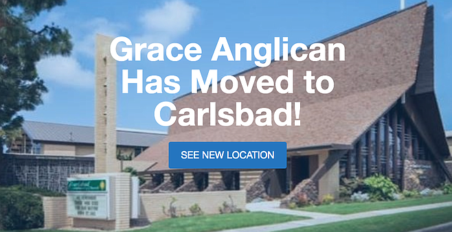 From Grace Anglican website