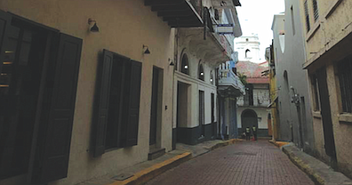 Panama City's Casco Viejo neighborhood is the old city's heart, popular for its dining and nightlife.