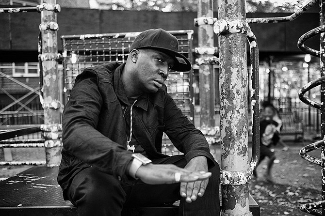 Scratching pioneer Grandmaster Flash plays Escondido's California Center for the Arts on October 5.
