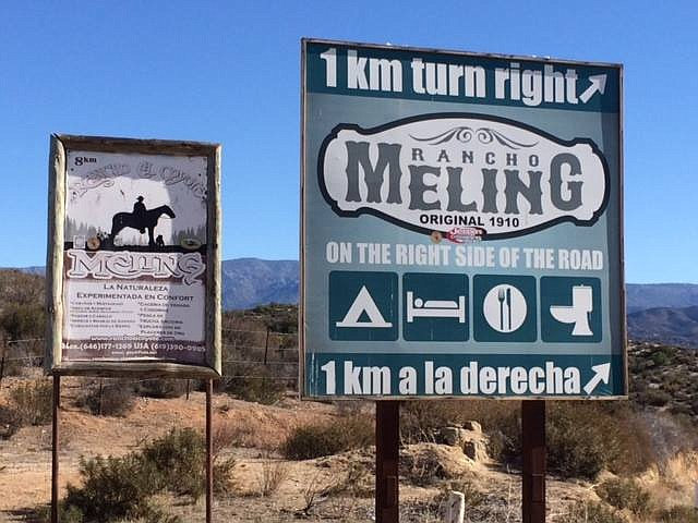 The Meling ranch has power for four hours in the morning and evening.