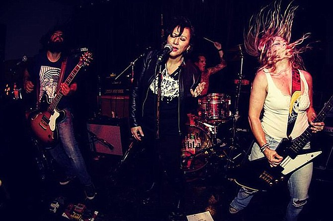 Chica Diabla will celebrate their late singer at Liz Fest II, October 12, Bar Pink.
