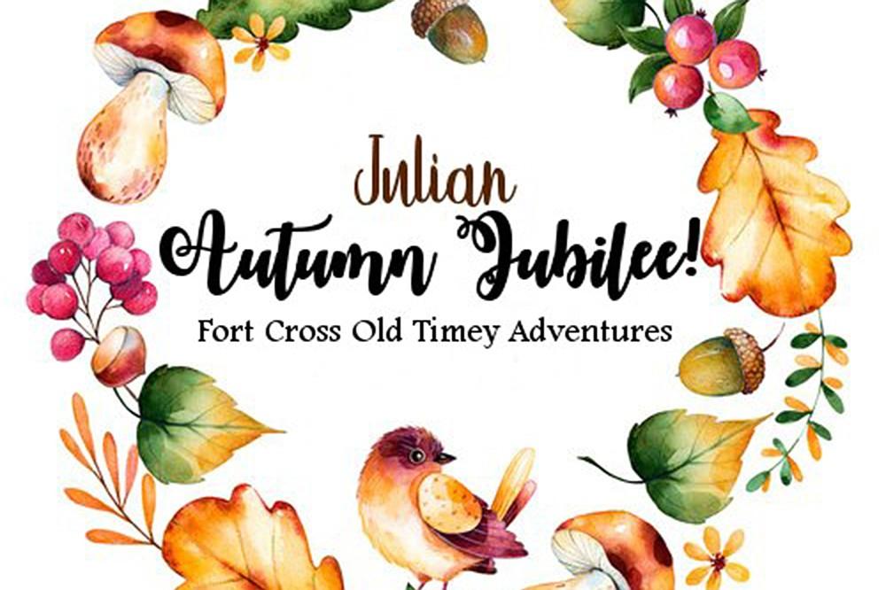 Julian Autumn Jubilee