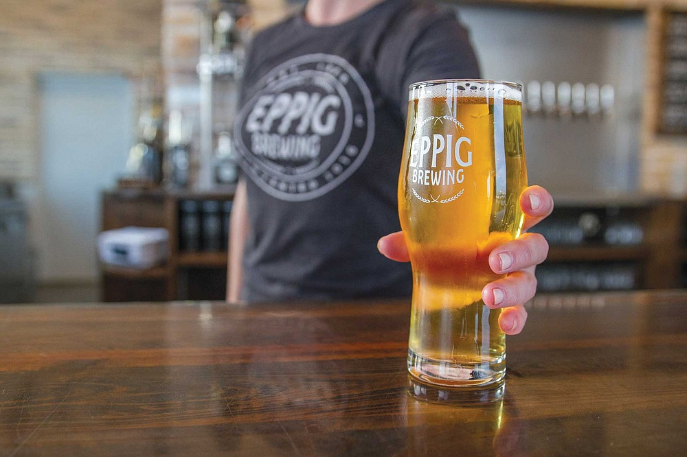 Eppig's Special Lager has quickly become one of the rising brewery's top sellers, for good reason.