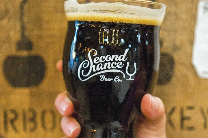 This dark porter is in a league of its own.