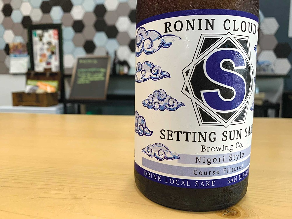 Setting Sun's core lineup of craft sakes, are becoming more readily available in shops around San Diego and Southern California as the nascent craft sake movement starts to gain traction.