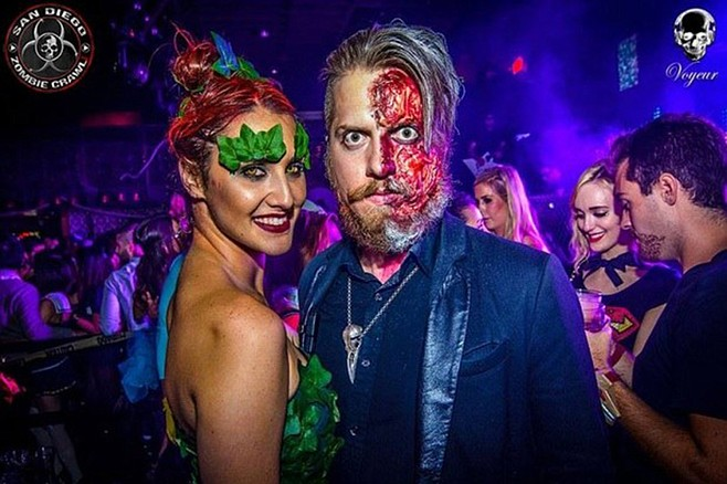Zombie Crawl Meets Day of the Dead