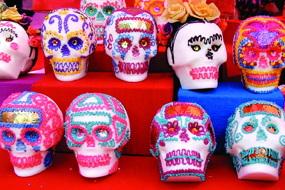 Dia De Los Muertos in Old Town